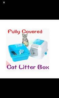 Cat Litter (Fully covered)