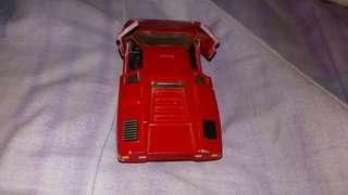 Pull back Lamborghini toy car