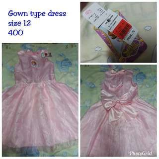 Size 12 Gown type dress