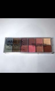 make up forever 12 flash color case