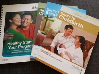 To bless: pregnancy books
