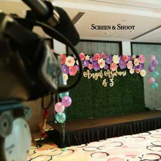 Freelance Videographer & Photographer Available (Good Review)