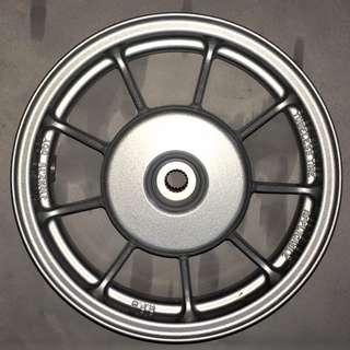 【全新】【零件】KYMCO 光陽 SYM 三陽 VJR KIWI MANY RX RPM 九爪10吋後碟 輪框