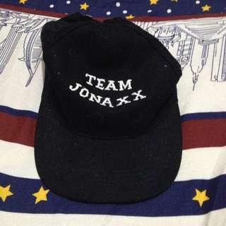 Team Jonaxx baseball cap