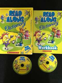 Scholastic Read Along Dictionary