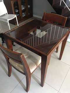 Nara Dining Table / Coffee Table