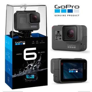 GoPro Hero 6 Black 4K 全新行貨