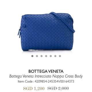 *REPRICED!!* BV Cross body Bag