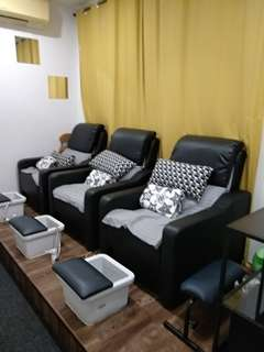 Nail spa space for Rental @ bugis village