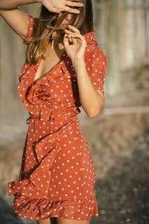 REALISATION PAR Valentina Dress Size S