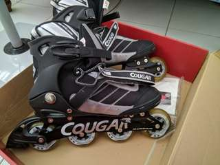 Cougar size 43 in late skates roller blade