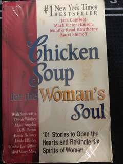 Chicken Soup for Women's Soul