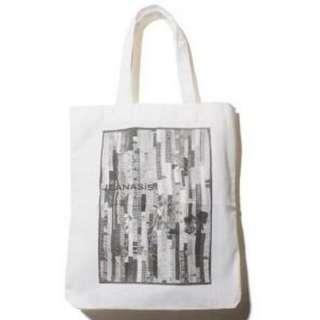 東Touch X HARE & JEANASiS Tote Bag