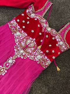 Indian outfit size 10