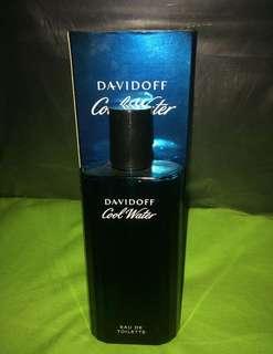 Parfum davidoff cool water 4.2 fl oz edt (eau de toilette) 125 ml original