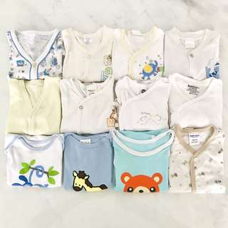 Preloved baby boy clothes bundle (0 to 6 months)
