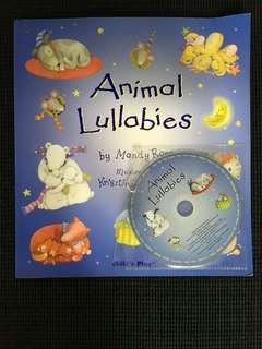 Animal Lullabies w CD