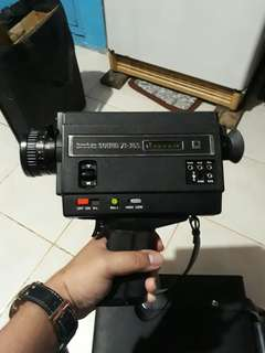 Sankyo 1973 Video Camera