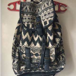 ORIGINAL Claire's Aztec Backpack (FROM THE US)