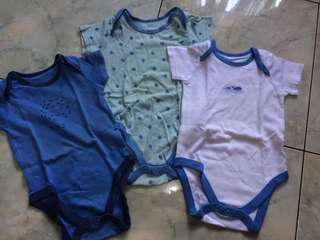 Preloved jumper Mothercare ori 3pcs