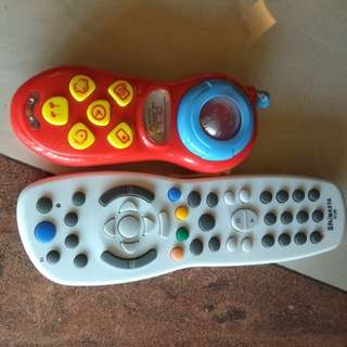 Baby phone n rattle (electronic, sound and light)