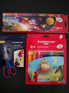 NEW $12 STAEDTLER Colouring Set