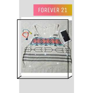Forever 21 Crop Top