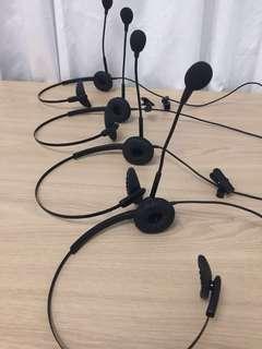 Dasan Freemate Headsets x4