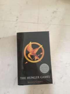 Hunger gam's book 1