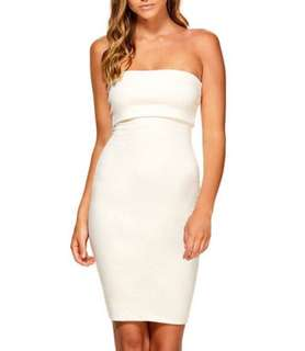 KOOKAI KORA DRESS BEIGE