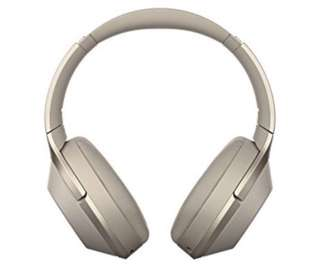 Sony 1000XM2 Wireless Noise-Cancelling Headphones