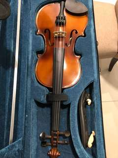 Violin beginner,free shoulder rest