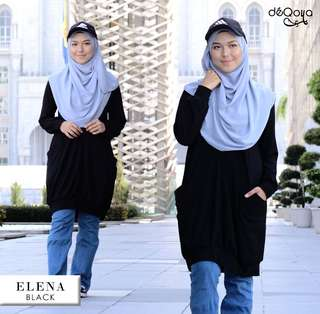 Elena Ironless Blouse