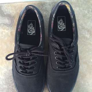 Vans era 59 Black Bloom