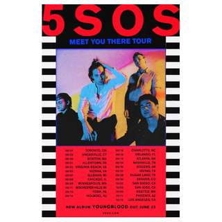 5SOS posters