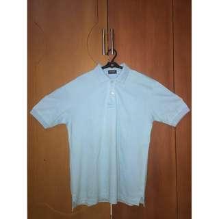 Giordano Dry-Tech Blue Polo Shirt
