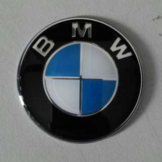 Emblem Sticker BMW.2pcs