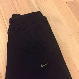 Nike workout athletic pants size XS Black