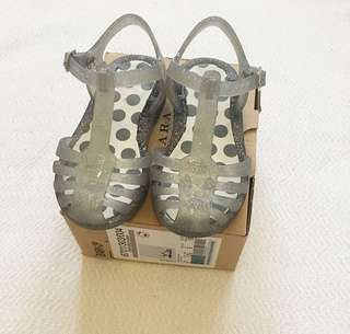 Zara Sandals (Used Once)