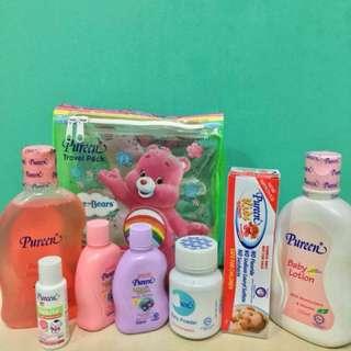 NEW Pureen Baby needies