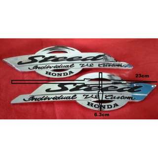 Emblem Motor Honda Steed