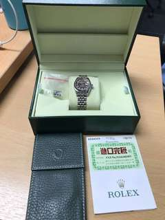 Preloved ladies Rolex 26mm datejust oyster perpetual
