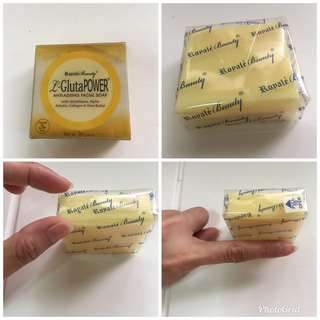 Gluta Power for anti Aging Face Soap
