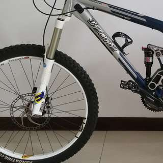 Size 17 Mountain Bike for sale