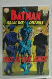 Batman 206 (silver age comic)