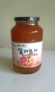 Korean Honey Grapefruit Tea 1Kg Traditional