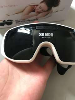 🚚 Sampo眼部紓壓按摩器