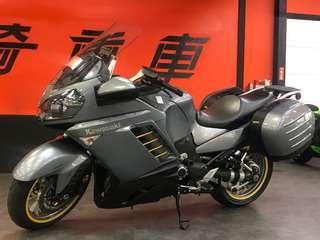 [出售]優質中古車 Kawasaki GTR-1400 ABS