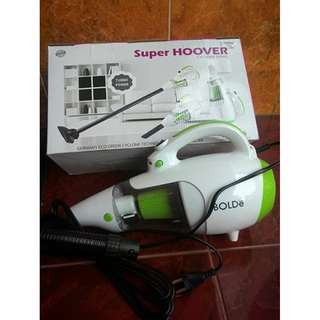 Penghisap Debu Bolde Super Hoover Vacum Cleaner Blower Bundle