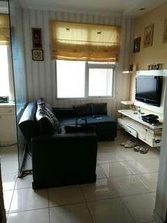 Dijual 1 unit Apartement Casablanca Mansion full furnish